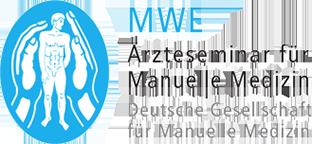 Logo: MWE - Ärtzeseminar für Manuelle Medizin
